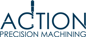 Action Precision Machining Logo