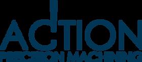 Action Precision Machining Logo