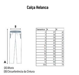 Calça Helanca