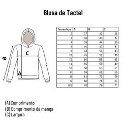 Blusa de Tactel