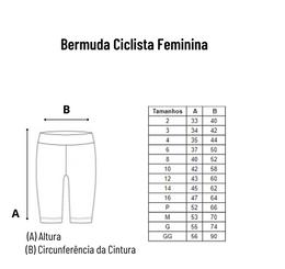 Bermuda Feminina