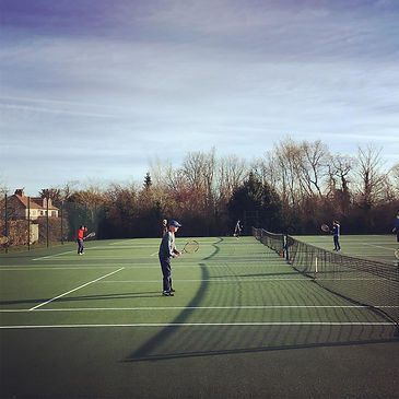 Bishothorpe Tennis Club