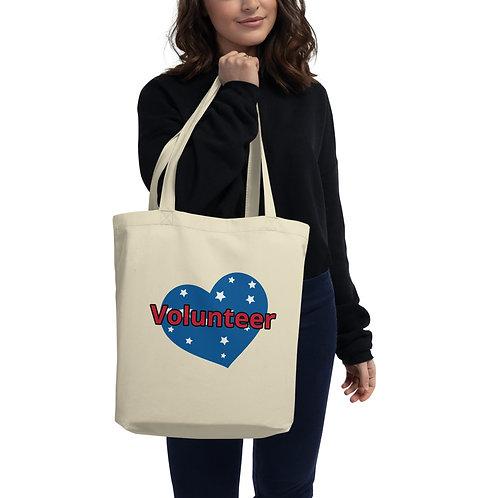 Eco Volunteer Tote Bag