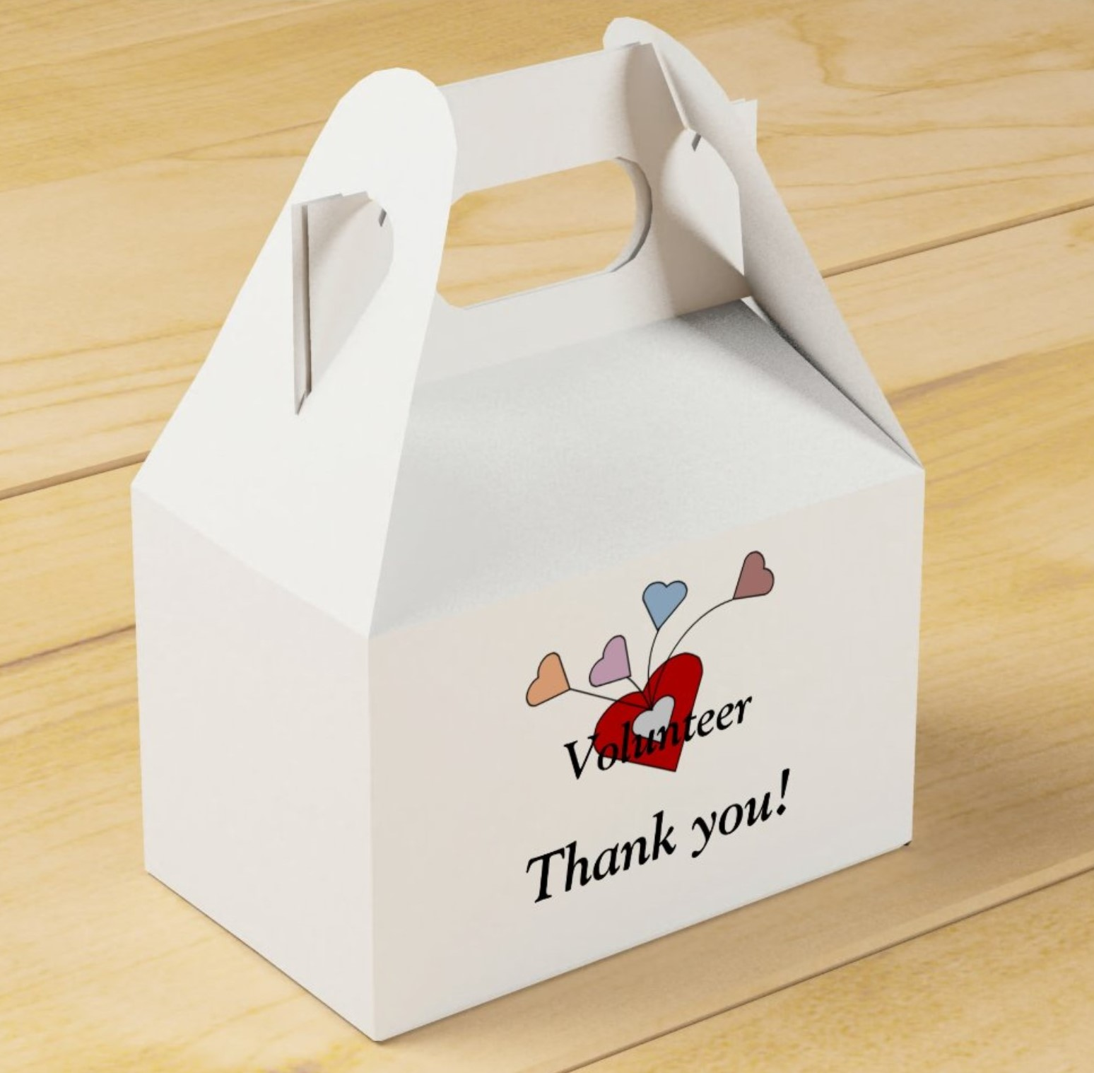 Volunteer Thank You Box