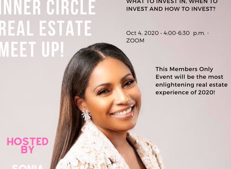 Inner Circle Real Estate Fall MeetUp