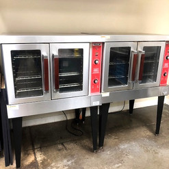 Oven After Cleaned