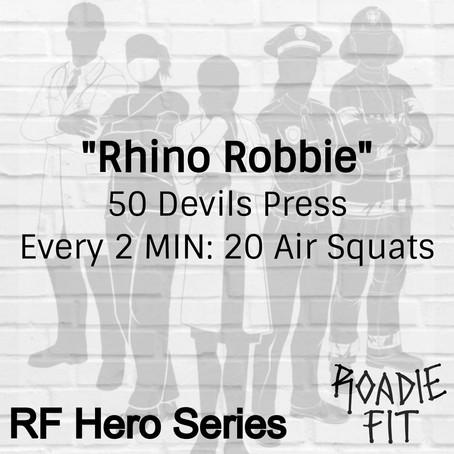Rhino Robbie