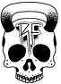 RoadieFit Skull