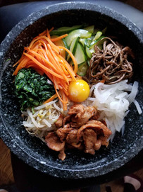 Hot stone veg bibimbap (돌솥 비빔밥).jpeg