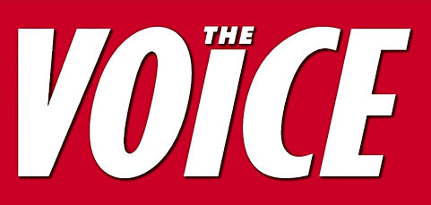 The Voice Newspaper logo