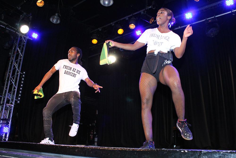 Dancehall Dance fitness instructors