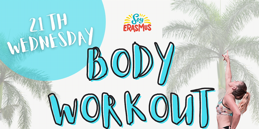 LAST PLACES Body workout on beach