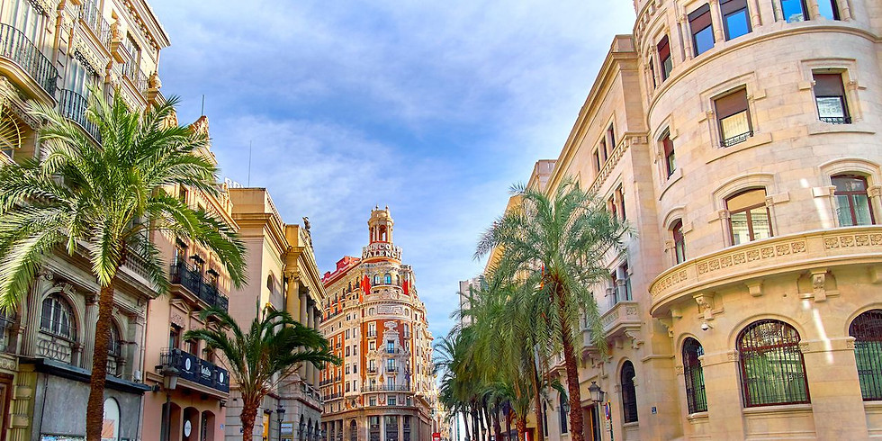 Museum and gallery tour in Valencia