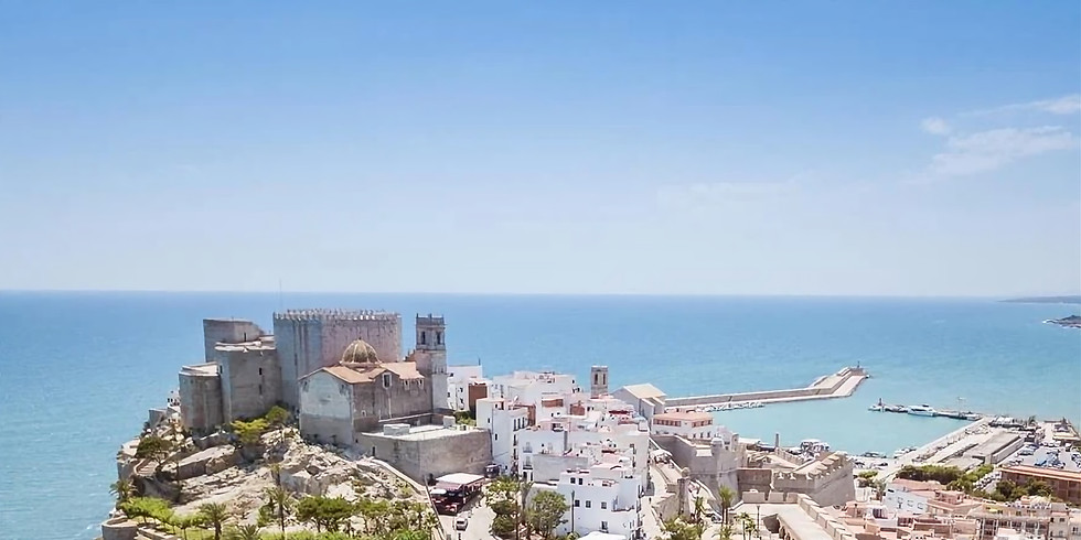 "Peñiscola - the Game of Thrones location & ""Small Venice"""