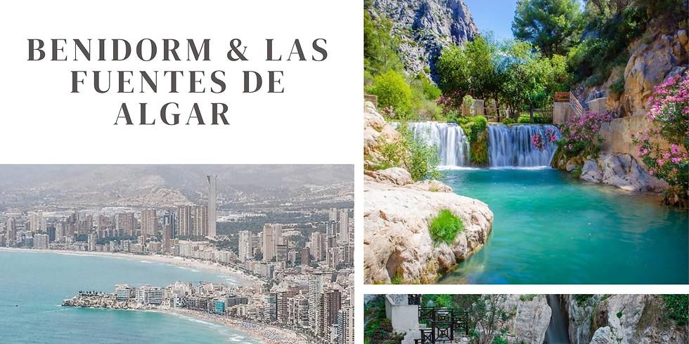 Benidorm & Las Fuentes del Algar