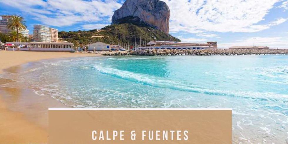 Calpe & Fuentes del Algar