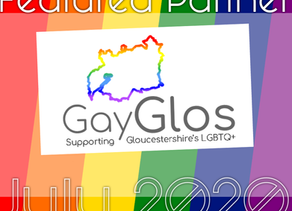 July's Featured Partner: Gay Glos
