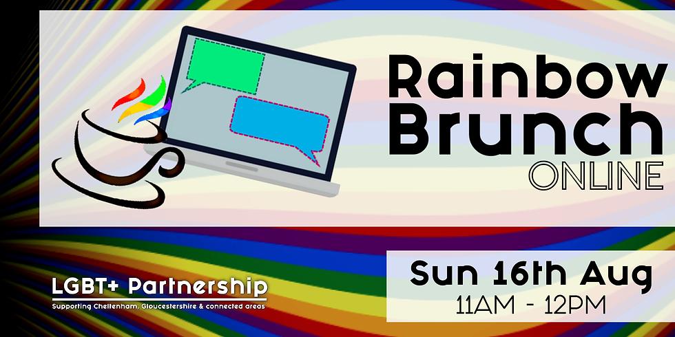 Rainbow Brunch Online (August)
