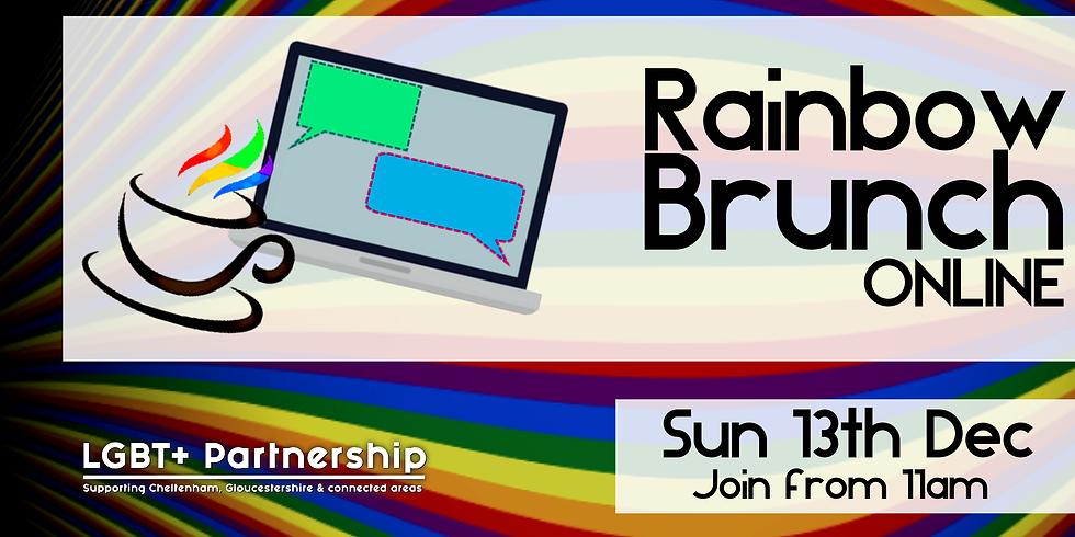 Rainbow Brunch Online (December)