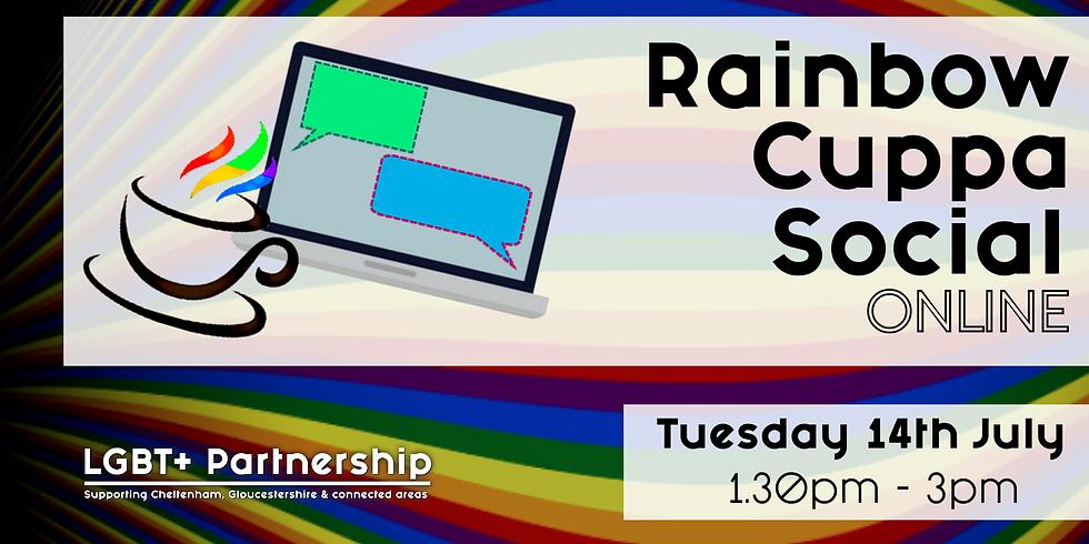 Rainbow Cuppa Social Online (July)