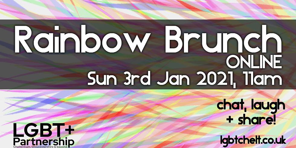Rainbow Brunch Online - Jan 2021