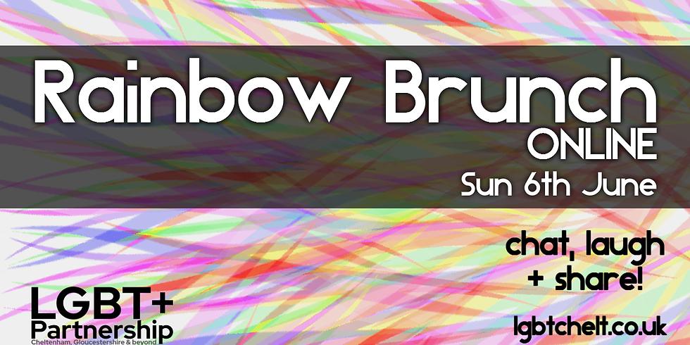 Rainbow Brunch Online - June 2021