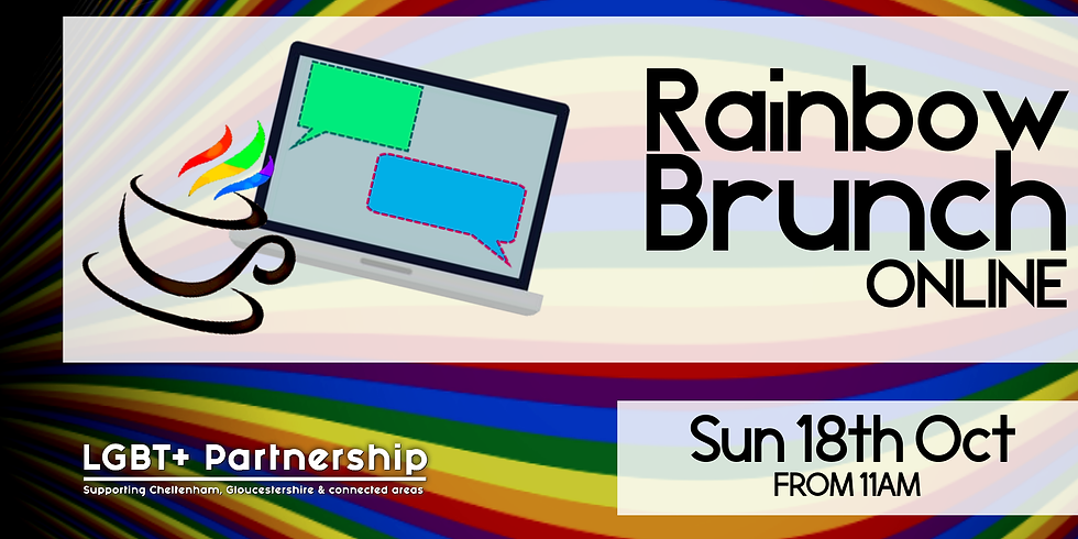 Rainbow Brunch Online (November)
