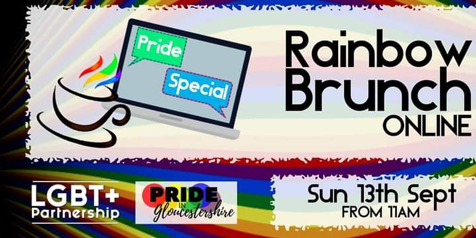 Rainbow Brunch Online - PRIDE Special