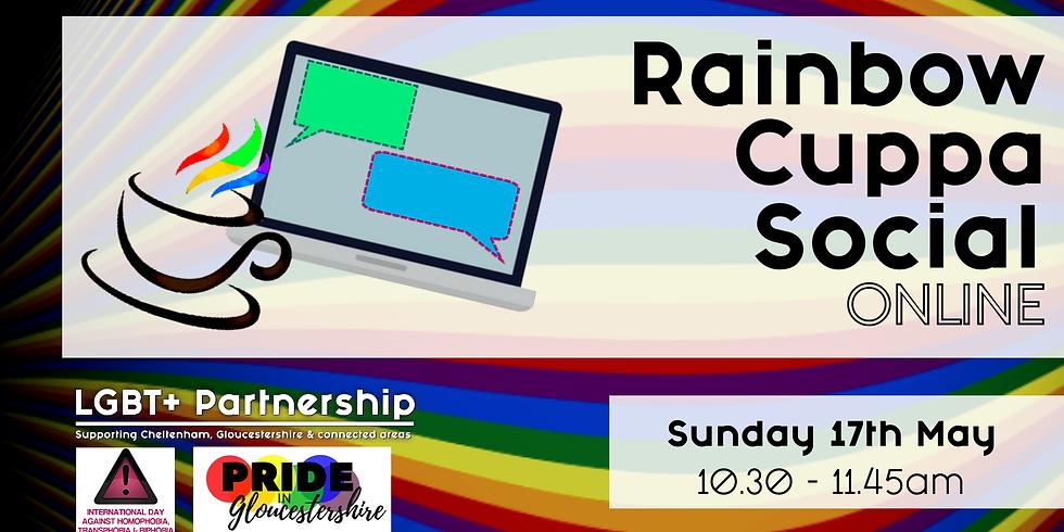 Rainbow Cuppa Social (Online)