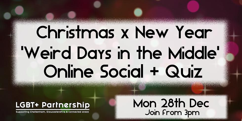 Christmas x New Year: Online Social & Quiz