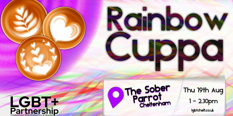Rainbow Cuppa: Cheltenham