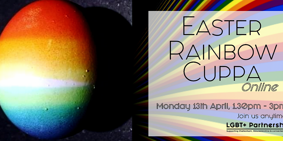 Easter Rainbow Cuppa (Online)
