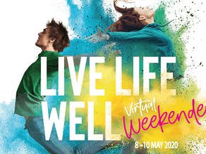 Live Life Well Weekender