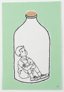 Bottled Boy