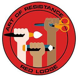 Red Lodge Art of Resistance logo.jpg