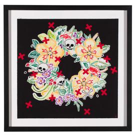 Memorial Wreath: Xs