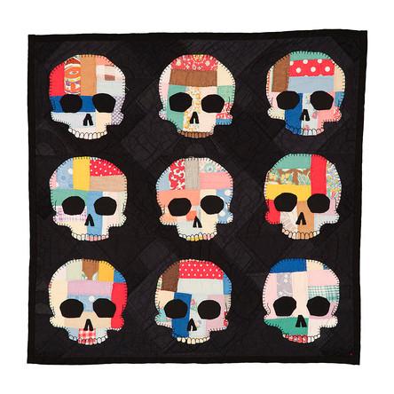 Patchwork Skulls
