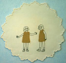 Burlap Dresses