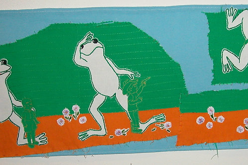 Frog Rodeo