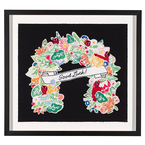 Memorial Wreath: Damnation