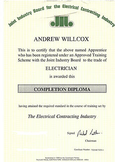 Qualified Certificate