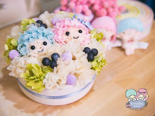 KikiLala蛋糕花禮