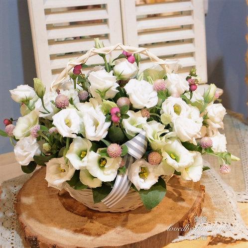 訂製盆花(桌上款)013