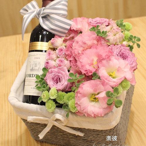 客製盆花057