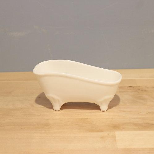 浴缸造型小花器