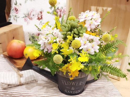 訂製盆花(桌上款)003