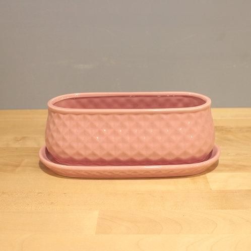 粉紅佳人花器