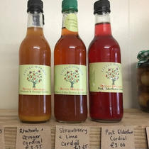 Devon Orchards Cordials