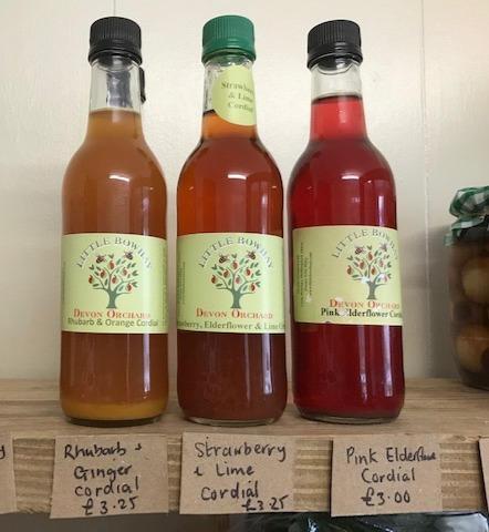 Devon Orchards Cordials