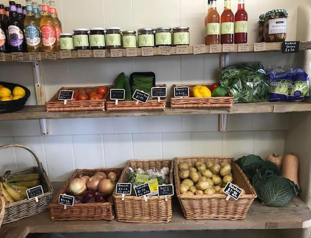 Devon Orchards jams & chutneys